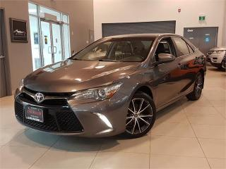 Used 2016 Toyota Camry XSE SPORT-NAVIGATION-CAMERA-SUEDE INTERIOR-95KM for sale in Toronto, ON