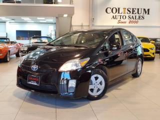 Used 2011 Toyota Prius BACK UP CAMERA-CERTIFIED-WE FINANCE-DEALER SERVICE for sale in Toronto, ON