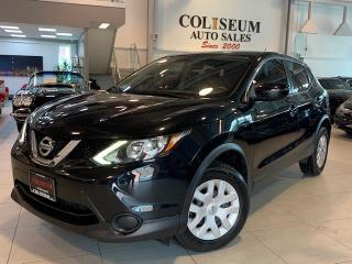 Used 2017 Nissan Qashqai S SPORT **1 OWNER-WARRANTY-CAMERA-HEATED SEATS** for sale in Toronto, ON