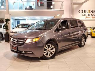 Used 2016 Honda Odyssey SE **8 PASSENGER-BACK UP CAMERA-CERTIFIED-FINANCE* for sale in Toronto, ON