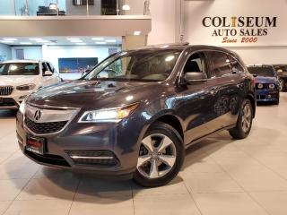 Used 2015 Acura MDX SH-AWD **NO ACCIDENTS-BACK UP CAMERA-P/LIFTGATE** for sale in Toronto, ON