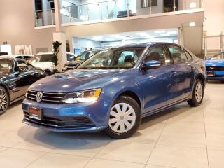 Used 2015 Volkswagen Jetta Sedan TRENDLINE-AUTOMATIC-ONLY 6,000KM-1 OLD LADY OWNED! for sale in Toronto, ON