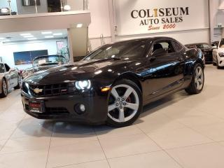 Used 2012 Chevrolet Camaro COUPE-LT-RS SPORT-20 INCH WHEELS-CERTIFIED for sale in Toronto, ON