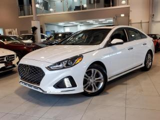 Used 2018 Hyundai Sonata SPORT-SUNROOF-APPLE CARPLAY-ANDROID AUTO-CAMERA for sale in Toronto, ON