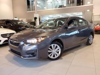 Used 2019 Subaru Impreza 2.0i Convenience-AWD-AUTO-CAMERA-CARPLAY-NEW TIRES for sale in Toronto, ON