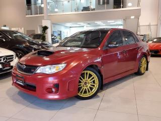 Used 2013 Subaru WRX STI-Tech Pkg-SUNROOF-6 SPEED MANUAL for sale in Toronto, ON