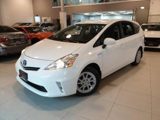 Used 2012 Toyota Prius V HYBRID **BACK UP CAMERA-NO ACCIDENTS-WE FINANCE** for sale in Toronto, ON