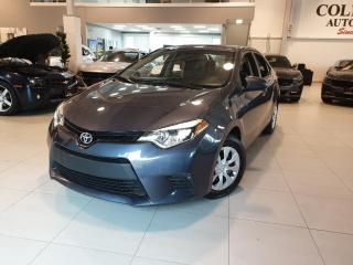 Used 2014 Toyota Corolla CE-AUTOMATIC-BLUETOOTH-1 OWNER-CERTIFIED for sale in Toronto, ON