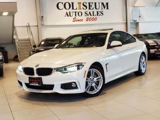 Used 2019 BMW 4 Series 430i xDrive COUPE-AWD-M SPORT-NAVI-BACK UP CAM-54K for sale in Toronto, ON