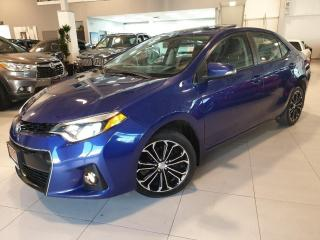 Used 2016 Toyota Corolla S AUTOMATIC-BACK UP CAMERA-ROOF-LEATHER-70KM for sale in Toronto, ON