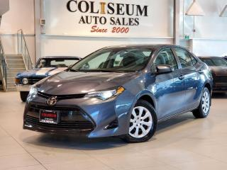 Used 2018 Toyota Corolla LE-AUTOMATIC-CAMERA-HEATED SEATS-LDW-BLUETOOTH-60K for sale in Toronto, ON