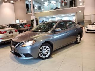 Used 2017 Nissan Sentra SV *AUTOMATIC-SUNROOF-CAMERA-HEATED SEATS-ALLOYS* for sale in Toronto, ON