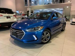 Used 2018 Hyundai Elantra GLSE P/SUNROOF-CAMERA-APPLE CARPLAY-ANDROID AUTO for sale in Toronto, ON