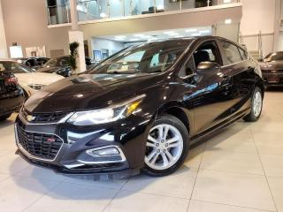 Used 2017 Chevrolet Cruze LT RS HATCH BACK-CAMERA-HEATED SEATS-REMOTE START for sale in Toronto, ON