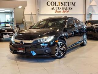 Used 2017 Honda Civic EX-T for sale in Toronto, ON