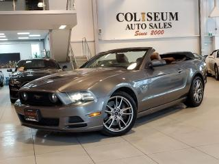 Used 2014 Ford Mustang GT-5.0L-V-8CYL-CONVERTIBLE-AUTOMATIC-PREMIUM for sale in Toronto, ON