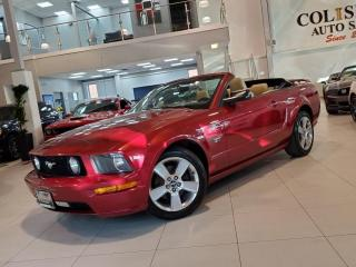Used 2007 Ford Mustang GT V8 CONVERTIBLE-5 SPEED MANUAL TRANSMISSION for sale in Toronto, ON