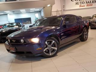 Used 2012 Ford Mustang GT V8 5.0L **6 SPEED MANUAL-BLACK LEATHER-RIMS** for sale in Toronto, ON