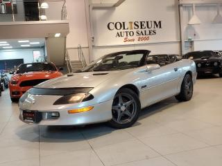 Used 1997 Chevrolet Camaro Z28 CONVERTIBLE **NEW TRANSMISSION-ONLY $8800** for sale in Toronto, ON