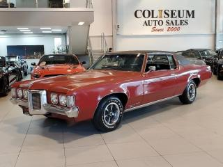 Used 1969 Pontiac Grand Prix MODEL J for sale in Toronto, ON