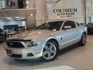 Used 2012 Ford Mustang V6-AUTOMATIC-GT RIMS-NEW TIRES-EXHAUST-SUSPENSION for sale in Toronto, ON