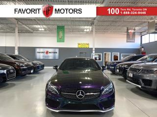 Used 2017 Mercedes-Benz C-Class AMG C43 |COUPE|4MATIC|15K PAINT|NAV|BURMESTER|ROOF for sale in North York, ON