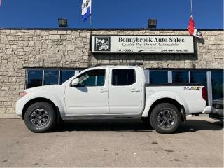 Used 2017 Nissan Frontier Pro-4X for sale in Calgary, AB