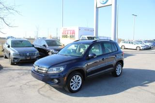 Used 2014 Volkswagen Tiguan 2.0T Comfortline 4Motion for sale in Whitby, ON