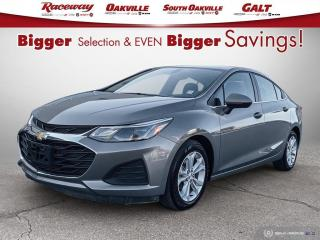 Used 2019 Chevrolet Cruze for sale in Etobicoke, ON