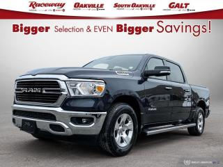 Used 2020 RAM 1500 Big Horn | 8.4 Screen Crew Cab 4x2 for sale in Etobicoke, ON