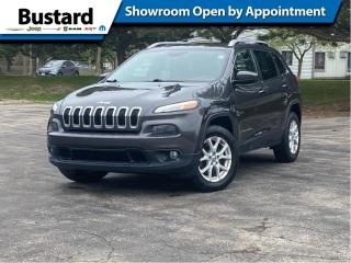 Used 2016 Jeep Cherokee 4WD 4dr North | Heated Seats | Factory Tow for sale in Waterloo, ON