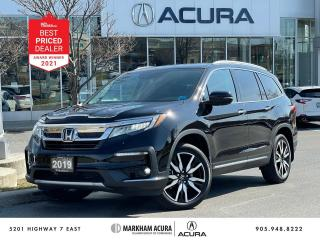 Used 2019 Honda Pilot Touring for sale in Markham, ON
