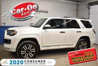 Used 2014 Toyota 4Runner LIMITED | 7 PASS | LEATHER | NAVI | TOW PKG for sale in Ottawa, ON