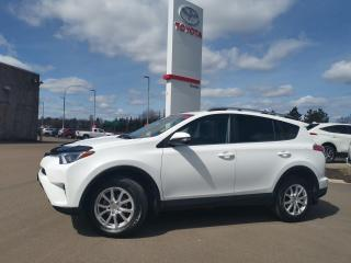 Used 2018 Toyota RAV4 LE for sale in Moncton, NB