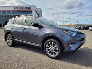 Used 2016 Toyota RAV4 Hybrid Limited for sale in Fredericton, NB