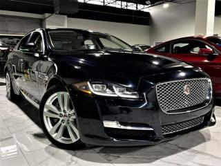 Used 2016 Jaguar XJ 4DR SDN AWD for sale in Brampton, ON