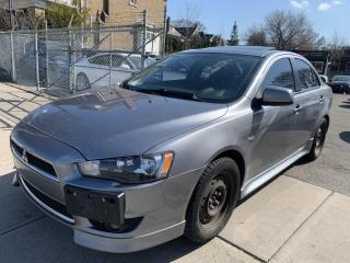Used 2013 Mitsubishi Lancer 4dr Sdn SE FWD for sale in Hamilton, ON
