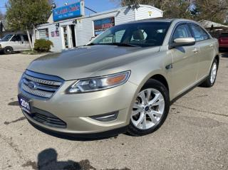 Used 2011 Ford Taurus 4dr Sdn SEL FWD ACCIDENT FREE LOW LOW KM for sale in Brampton, ON