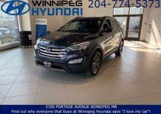 Used 2016 Hyundai Santa Fe Premium for sale in Winnipeg, MB