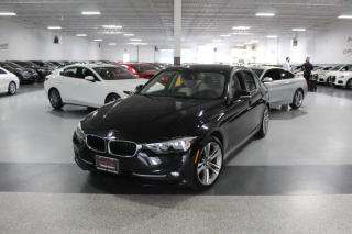 Used 2016 BMW 3 Series 320i xDRIVE NO ACCIDENTS I NAVIGATION I SUNROOF I REAR CAM for sale in Mississauga, ON