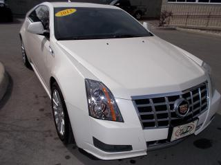 Used 2013 Cadillac CTS Coupe for sale in Windsor, ON