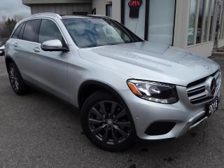 Used 2016 Mercedes-Benz GL-Class GLC300 4MATIC - LEATHER! NAV! 360 CAM! BSM! PANO ROOF! for sale in Kitchener, ON