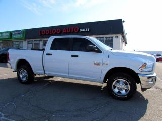Used 2012 Dodge Ram 2500 Outdoorsman Crew Cab 4WD 5.7L Hemi Heavy Duty Certified for sale in Milton, ON