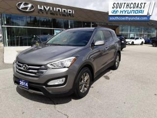 Used 2014 Hyundai Santa Fe Sport 2.4L FWD  - $110 B/W for sale in Simcoe, ON