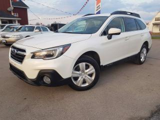 Used 2018 Subaru Outback 2.5i for sale in Dunnville, ON