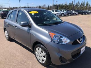 Used 2018 Nissan Micra SV for sale in Charlottetown, PE