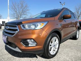 Used 2017 Ford Escape SE | Heated Seats | Navigation | Power Lift Gate for sale in Essex, ON