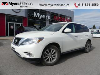 Used 2016 Nissan Pathfinder S  - Aluminum Wheels -  Power Windows - $117 B/W for sale in Orleans, ON