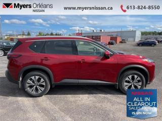 New 2021 Nissan Rogue SV  - Sunroof -  Heated Seats - $255 B/W for sale in Orleans, ON