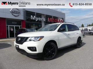 Used 2018 Nissan Pathfinder 4x4 SL Premium  - Leather Seats - $192 B/W for sale in Orleans, ON